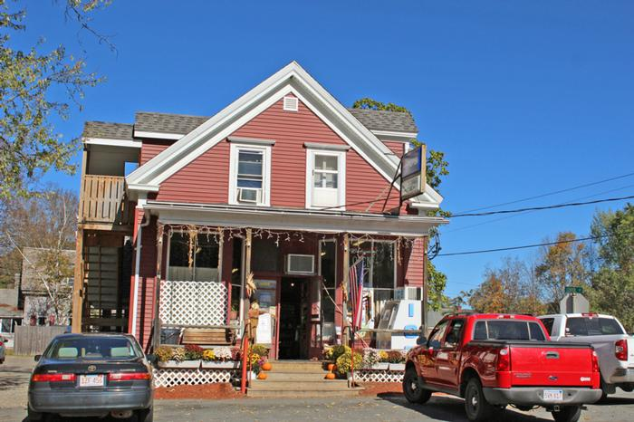 Bernardston Ma Country Store Greenfield Massachusetts